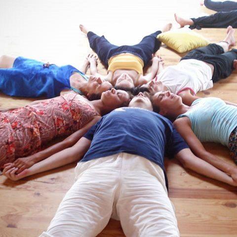 Biodanza grupo musicoterapia Voz Integral