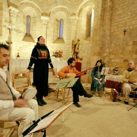 concierto hairunvida vozintegral iglesia