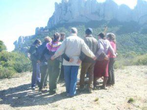 cantos a la tierra Montserrat