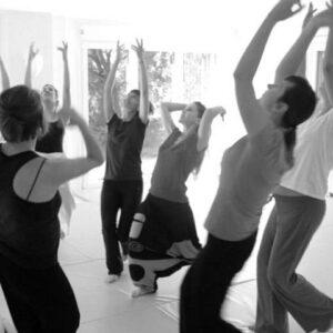 movimiento danza musicoterapia Voz Integral