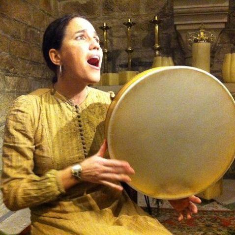 Nuria Cervera conciertos Voz Integral galeria